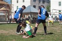 Тульские журналисты сыграли в футбол с зэками, Фото: 5