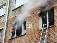 На улице Металлургов в Туле загорелась квартира , Фото: 8