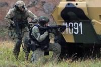 Стрельба, БТР и спасение раненых: в Тульской области бойцы Росгвардии неделю жили в лесу, Фото: 47