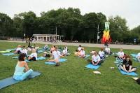 День йоги в парке 21 июня, Фото: 105
