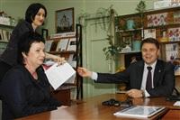 Встреча Владимира Груздева с жителями Ленинского района, Фото: 13