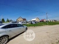 Цыганский конфликт в Туле: ночью подожжены четыре автомобиля, Фото: 2