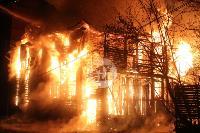 Крупный ночной пожар в Туле, Фото: 20