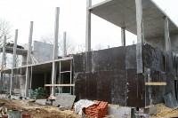 Строительство «Ледовой арены» в парке 250-летию ТОЗ. 28.03.2015, Фото: 2