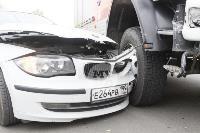 В Туле пожарная машина столкнулась с BMW, Фото: 12
