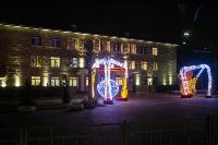 Тулу начали украшать к новому году, Фото: 28