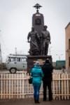 Памятник на площади Московского вокзала, Фото: 1