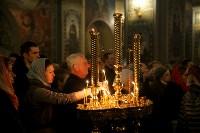 Пасхальное богослужение в Успенском соборе, Фото: 13