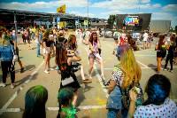 В Туле прошел фестиваль красок и летнего настроения, Фото: 99