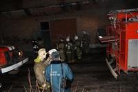 Пожар в здании бывшего кинотеатра «Искра». 10 марта 2014, Фото: 2