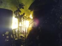 Пожар в Новомосковске, Фото: 1