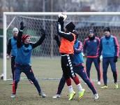 Канониры готовятся к игре против «Томи», Фото: 24