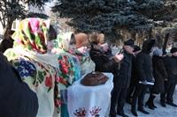 Владимир Груздев в Дубенском районе. 30 января 2014, Фото: 46