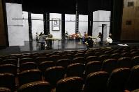 Репетиция в Тульском академическом театре драмы, Фото: 37