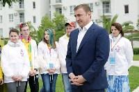 В Сочи губернатор Алексей Дюмин встретился с делегацией Тульской области, Фото: 13
