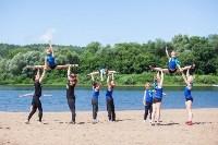 Акробаты и боксеры в летнем лагере, Фото: 31