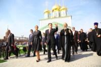 Освящение колокольни в Тульском кремле, Фото: 2