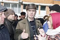 Собрание жителей в защиту Березовой рощи. 5 апреля 2014 год, Фото: 37