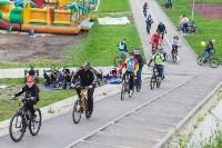 В Туле прошел большой велопарад, Фото: 148