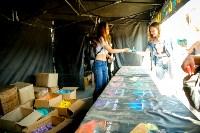 В Туле прошел фестиваль красок и летнего настроения, Фото: 117