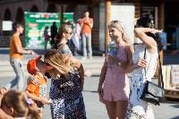 В Туле открылось новая молодежная площадка «Газон». Фоторепортаж, Фото: 19