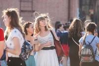 В Туле открылось новая молодежная площадка «Газон». Фоторепортаж, Фото: 56