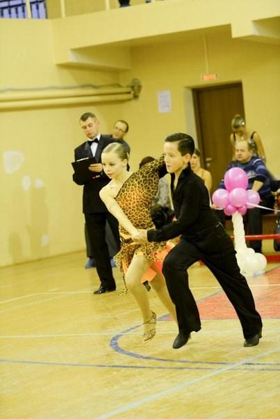 Танец - это частичка души
