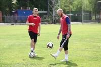Тренировка «Арсенала» на стадионе «Желдормаш», Фото: 8