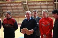 Соревнования по легкой атлетике. 9 января 2014, Фото: 10