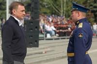 День Тульской дивизии ВДВ: на площади Ленина приземлились парашютисты, Фото: 28