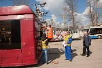 Конкурс водителей троллейбусов, Фото: 65