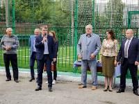 Открытие нового футбольного поля, Фото: 16