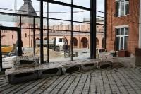 Владимир Груздев проинспектировал строительство выставочного комплекса в кремле. 12.10.2015, Фото: 3