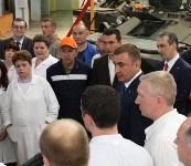 Алексей Дюмин посетил ПАО  «НПО «Стрела», Фото: 18
