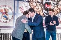 Чемпион мира по боксу Александр Поветкин посетил соревнования в Первомайском, Фото: 31