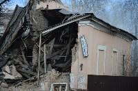 Снос аварийного дома на улице Октябрьской, Фото: 38