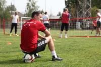 Тренировка «Арсенала» на стадионе «Желдормаш», Фото: 46