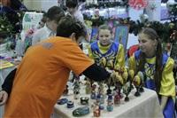 Тульские школьники приняли участие в Новогодней ярмарке рукоделия, Фото: 14