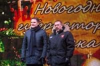В Тульском кремле открылась новогодняя елка, Фото: 27