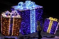 Рождественская иллюминация по-американски, Фото: 6