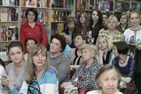 Юрий Вяземский на встрече с читателями, Фото: 9