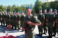 Командиру 106-й гвардейской воздушно-десантной дивизии вручено Георгиевское знамя, Фото: 8