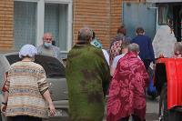 Учения МЧС: В Тульской областной больнице из-за пожара эвакуировали больных и персонал, Фото: 20