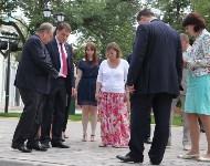 Груздев оценивает ход реставрации в Кремле. 22.06.2015, Фото: 14