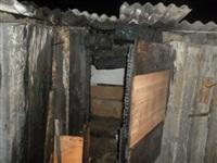 В Ефремове загорелся сарай, Фото: 3