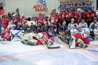 Мастер-класс от игроков сборной России по хоккею, Фото: 19