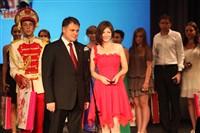 Владимир Груздев поздравил тульских выпускников-медалистов, Фото: 71