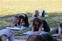 Йога в Центральном парке, Фото: 26
