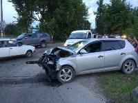 Авария на Мясново с автоцистерной, Фото: 1