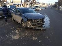 ДТП на пересечении улицы Пушкинская и проспекта Ленина. 20 января 2014, Фото: 3